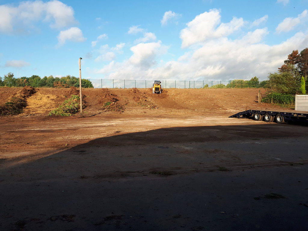 Site Clearance Cannock