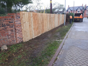 Hedge Removal & Fencing